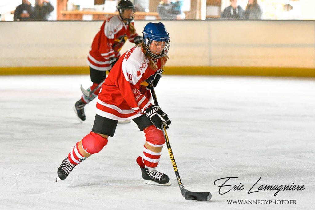 Photos du tournoi de hockey sur glace féminin de La Clusaz